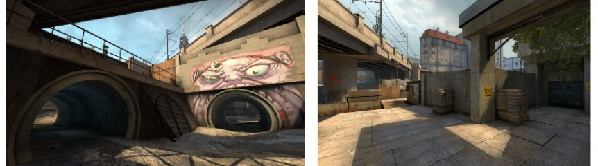 Counter-strike Overpass