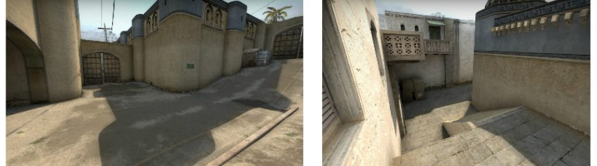 Counter-strike Dust 2