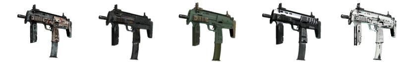 CS go best guns smg
