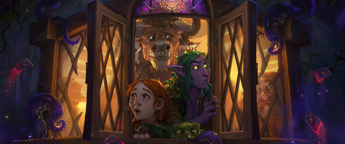 Rules competitive hearthstone