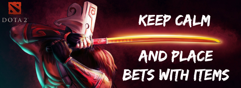 dota 2 item betting how to place bets with skins