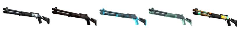 CS go best guns shotguns