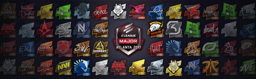 cs go 2017 events