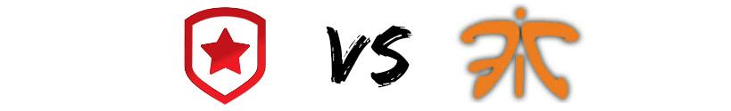 gambit vs fnatic