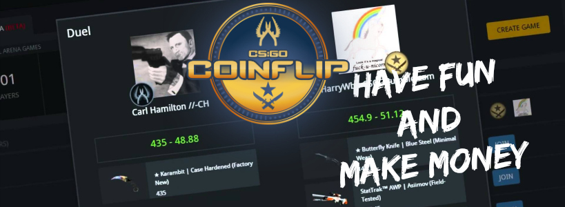 cs go gambling coinflip best tips
