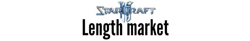 starcraft length market