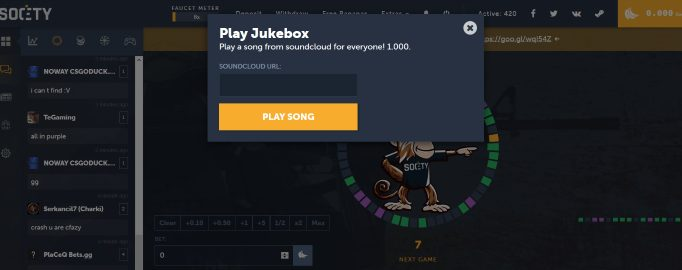 Society.gg Reviews counter strike gambling