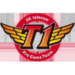 sk telecom t1 team lol
