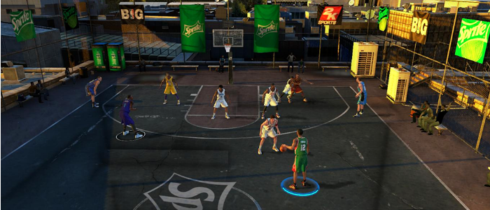 nba2k blacktop mode