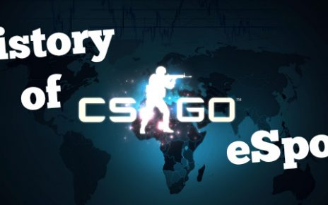 History Of Competitive CS