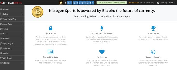 NitrogenSports Trusted Bitcoin Esports Betting Website