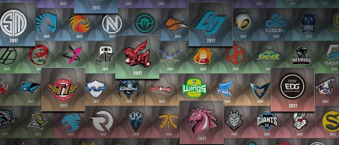 league of legends best teams