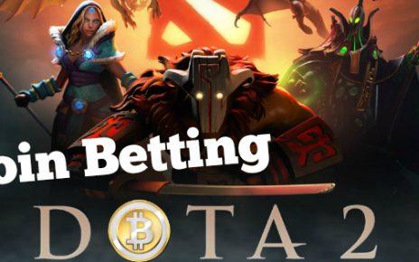 How To Bet BTC dota2