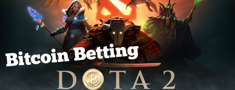How To Bet BTC dota2