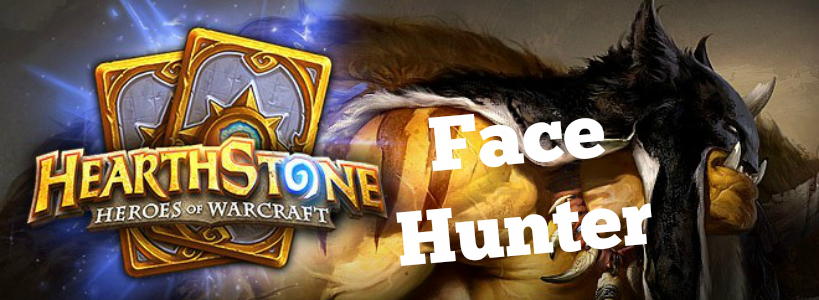 hearthstone face hunter deck