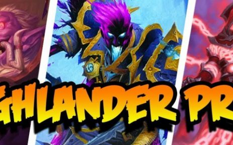 hearthstone highlander priest deck tips
