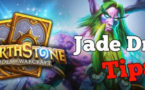 hearthstone jade druid build