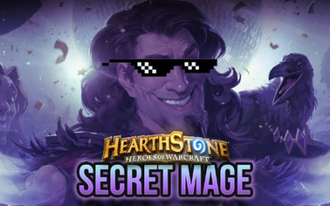hearthstone secret mage best deck