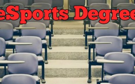 esports degree colleges