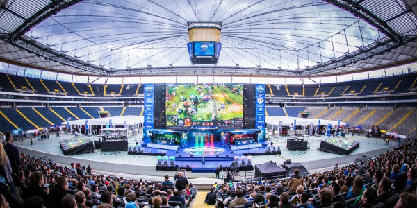 esports history esl events