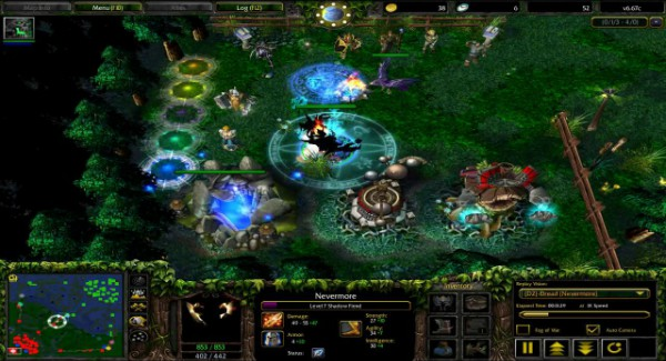 esports moba dota lol hots king of glory vainglory