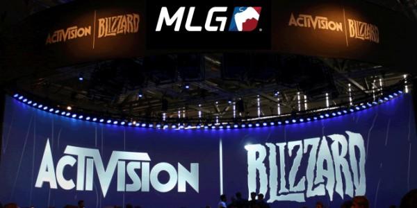 mlg blizzard activision history