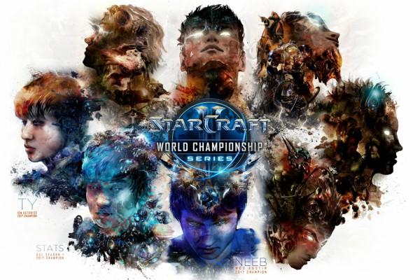 starcraft 2 champions 2017