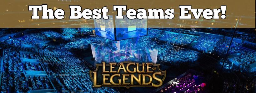 league of legends best team 2017