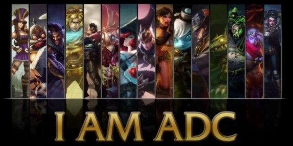 ad carry role heroes lol