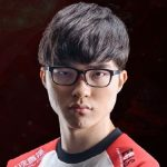 Best players LoL Faker