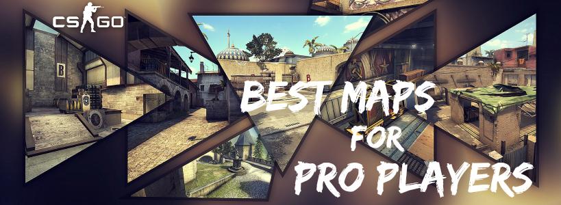 cs go pro maps