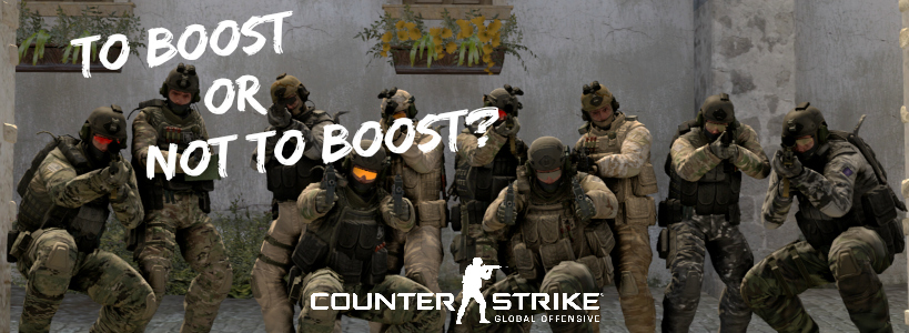 cs go how to boost