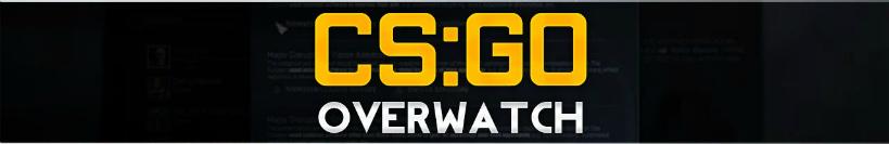 cs go overwatch