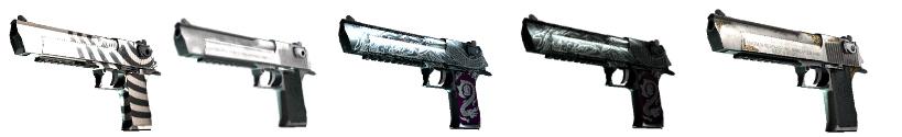 CS go best guns