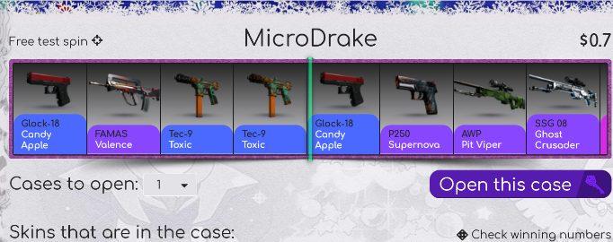drakemoon best case openning