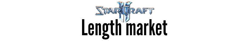 starcraft length market