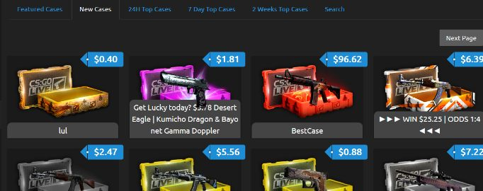 CSGOLive com Review