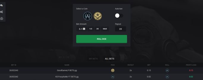 bets gg review