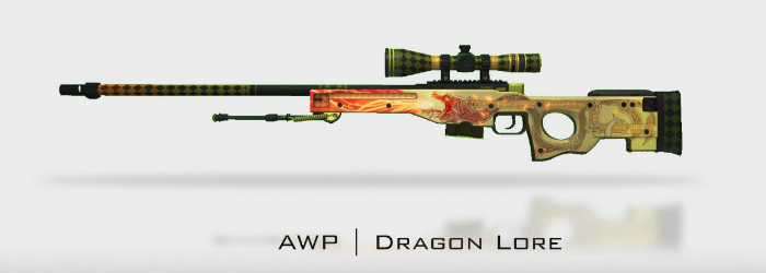 cs go dragon lore