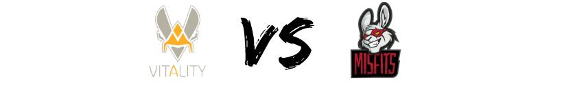 vitality misfits teams