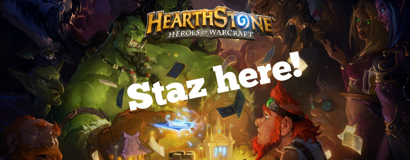 Interview Staz Hearthstone