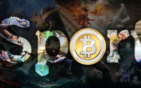 bitcoin betting csgo dota2 starcraft lol smite