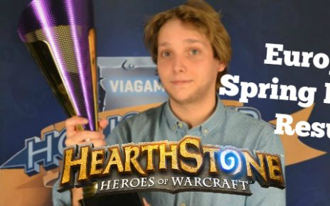 Hearthstone European Spring Playoffs results