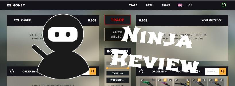 cs go skins items trading bots