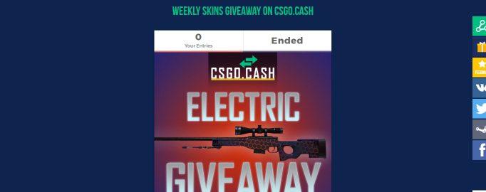CSGO.cash Review legit