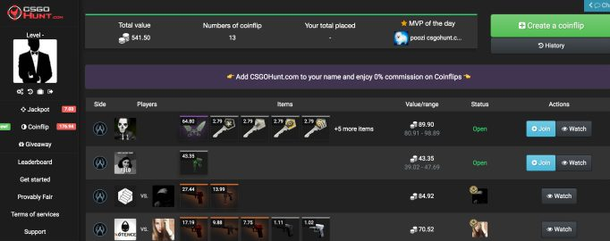 csgohunt.com legit reviews