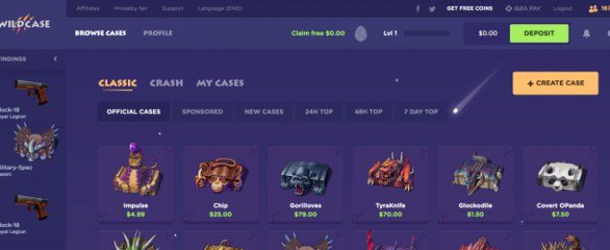 Wildcase.com Review legit