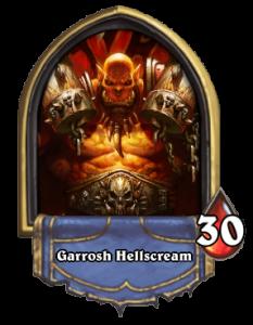 hearthstone warrior deck guid