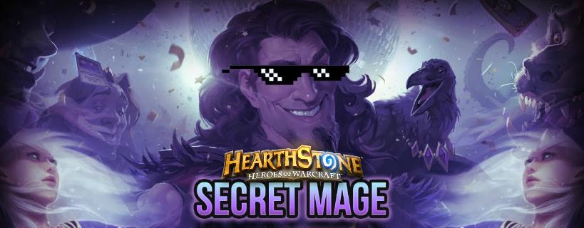 hearthstone secret mage best deck