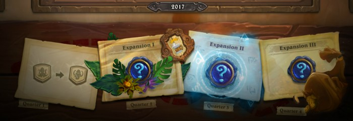 hearthstone new expansion pack